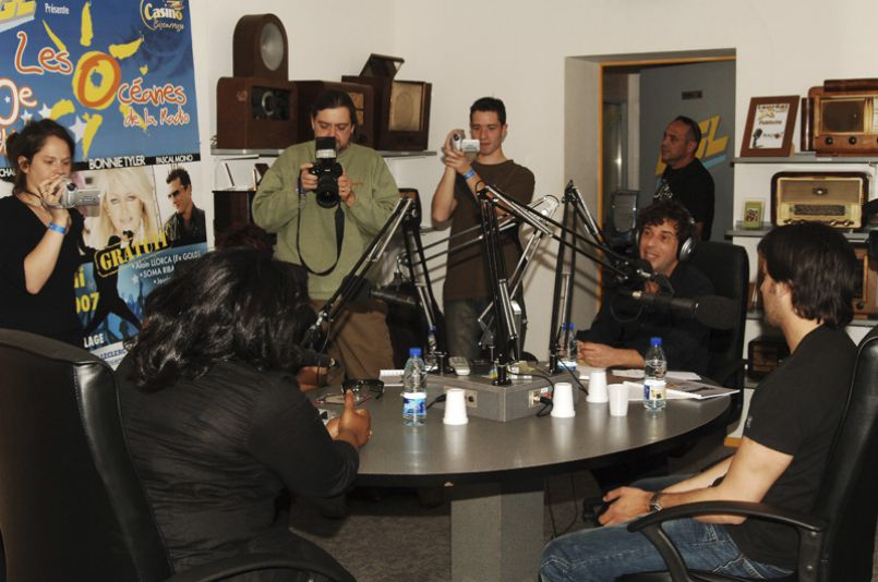 2007 - Interview studio matinale